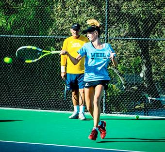 Sleep Away Training Camps | Weil Tennis Academy in Ojai, CA